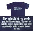 Alice Walker Quote T-Shirt