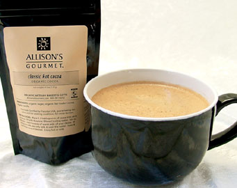 Allison's Gourmet Organic Hot Cocoa