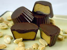 Organic Dairy-free Peanut Butter Cups by Allisons Gourmet