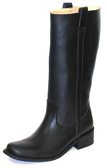 Amber Boot by Vegetarian Shoes – Black