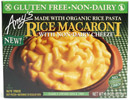 Amy�s Vegan Rice Macaroni and Non-Dairy Cheeze