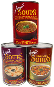 Amys Organic Soups