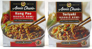 Annie Chuns Noodle Bowls
