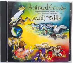 Animal Songs CD by Will Tuttle