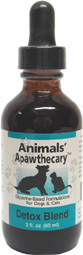 Detox Blend for Companion Animals by Animals� Apawthecary