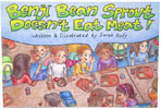 Benji Bean Sprout Doesnt Eat Meat by Sarah Rudy