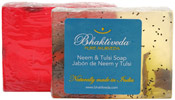 Bhaktiveda Pure Ayurveda Bar Soaps