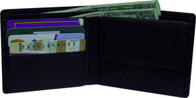 Classic Bi-Fold Wallet by VeganWares