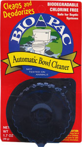Bio-Pac Automatic Bowl Cleaner