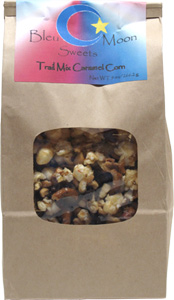 Trail Mix Caramel Corn by Bleu Moon Sweets
