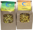 Seasoned Organic Popcorn by Bleu Moon Sweets