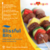 "Blissful Bits Vegan ""Beef"" Chunks by ecoVegan"