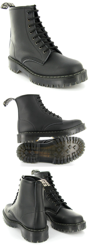 Airseal Boulder Boot by Vegetarian Shoes – Black