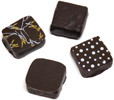 Bow Wow Bon Bons Truffles by Rescue Chocolate