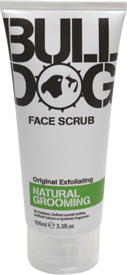 Original Exfoliating Face Scrub for Men by Bulldog