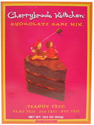 Cherrybrook Kitchen Gluten-Free Chocolate Cake Mix