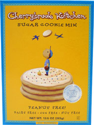Cherrybrook Kitchen Gluten-Free Sugar Cookie Mix