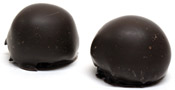 Vegan Rum Truffles by Chocolate Decadence