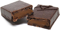 Vegan Caramel Sensation Bar by Chocolate Inspirations