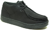 Hemp Cats Shoe by IPath - Black