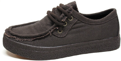 Cats Low Hemp Shoe by IPath � Brown