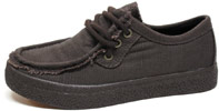Cats Low Hemp Shoe by IPath  Brown
