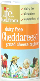 Cheddareese Vegan Grated Cheddar Cheese