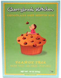 Chocolate Chip Muffin Mix by Cherrybrook Kitchen