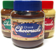 Chocoreale Organic Vegan Chocolate Spreads