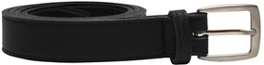 City Belt 2 by Vegetarian Shoes - Black