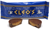 Cleo's Vegan Peanut Butter Cups by Go Max Go Foods