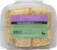 Toasted Coconut Vegan Marshmallows by Sweet &amp; Sara