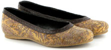Cork Pump by Vegetarian Shoes