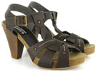 Cornelia Sandal by Vegetarian Shoes