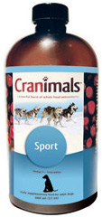 Cranimals Sport Antioxidant Supplement for Dogs