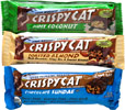 Crispy Cat Candy Bars by Tree Huggin Treats