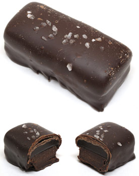 Colorado Whiskey &amp; Stout Bars by Desiderio Chocolates