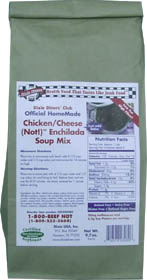 Chicken/Cheese(Not) Enchilada Soup Mix