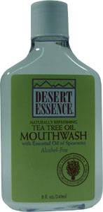 Tea Tree Oil Mouthwash by Desert Essence