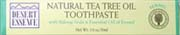 Tea Tree Oil Toothpaste by Desert Essence