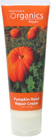 Desert Essence Organics Pumpkin Hand Repair Cream