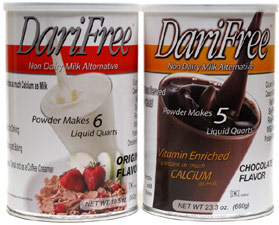 DariFree Soy-Free Vegan Milk Alternative