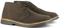 Desert Boot by Vegetarian Shoes &#8211; Brown