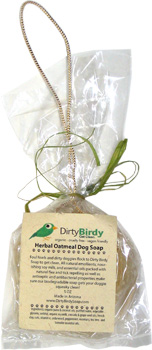 Dirty Birdie Herbal Oatmeal Doggie Soap