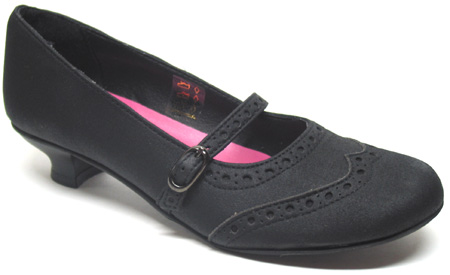 Dorothy Shoe by Vegetarian Shoes &#8211; Black