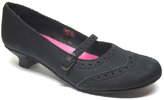 Dorothy Shoe by Vegetarian Shoes  Black