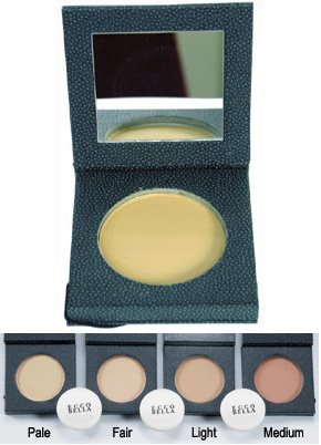 Ecco Bella Face Powder Compact