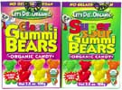 Organic Vegan Gummi Bears by Edward & Sons