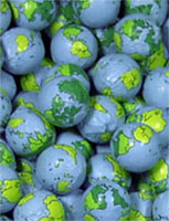 Organic Earth Balls Chocolates by Sunspire