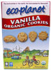 Eco-Planet Vanilla Organic Cookies
